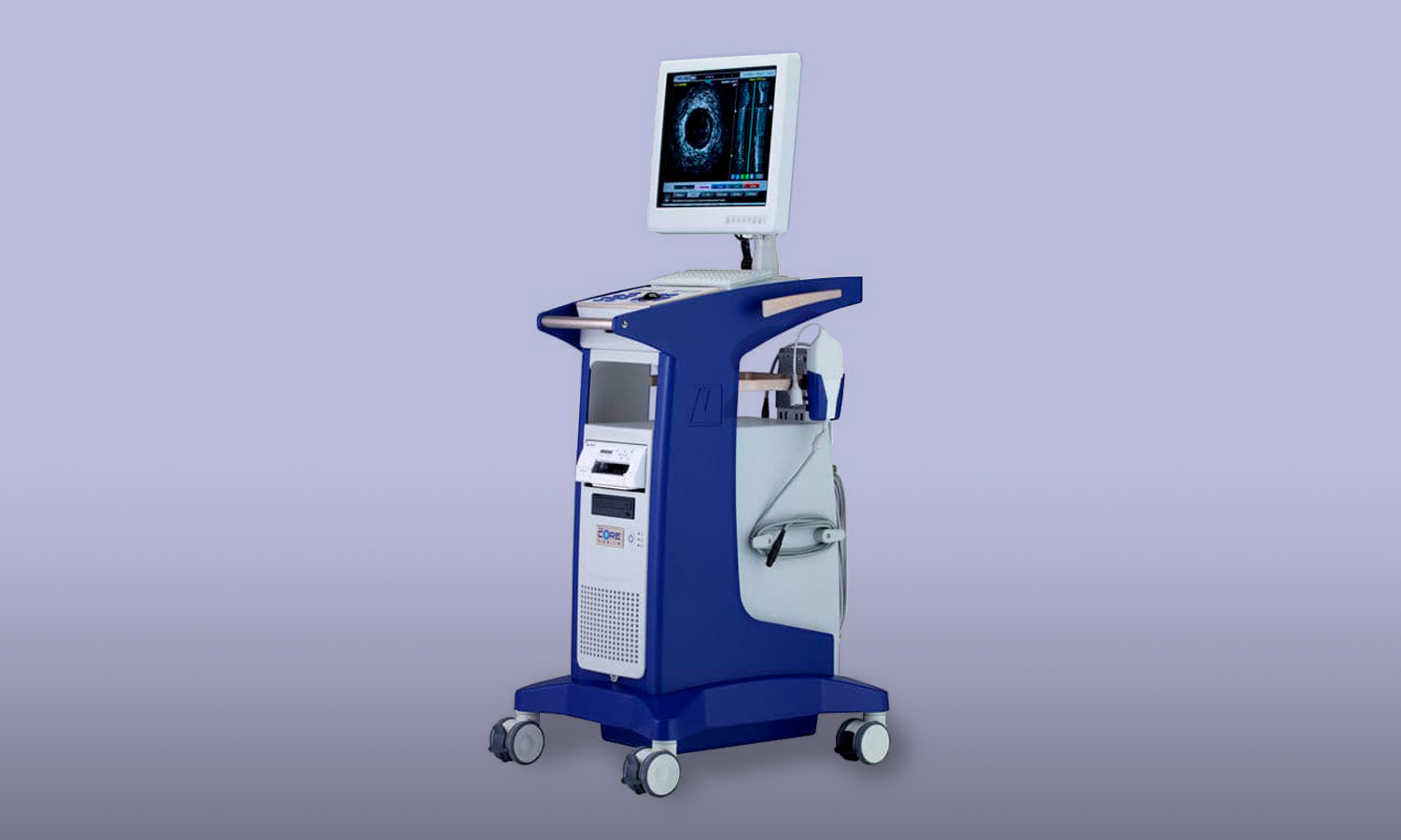 Core Mobile is designed to power the future of precision guided therapy and offers the choice of imaging and physiology on a single mobile platform. Core Mobile also provides clarity in your approach and confidence in your results by offering additional information during the diagnostic phase, assisting in intervention decisions.