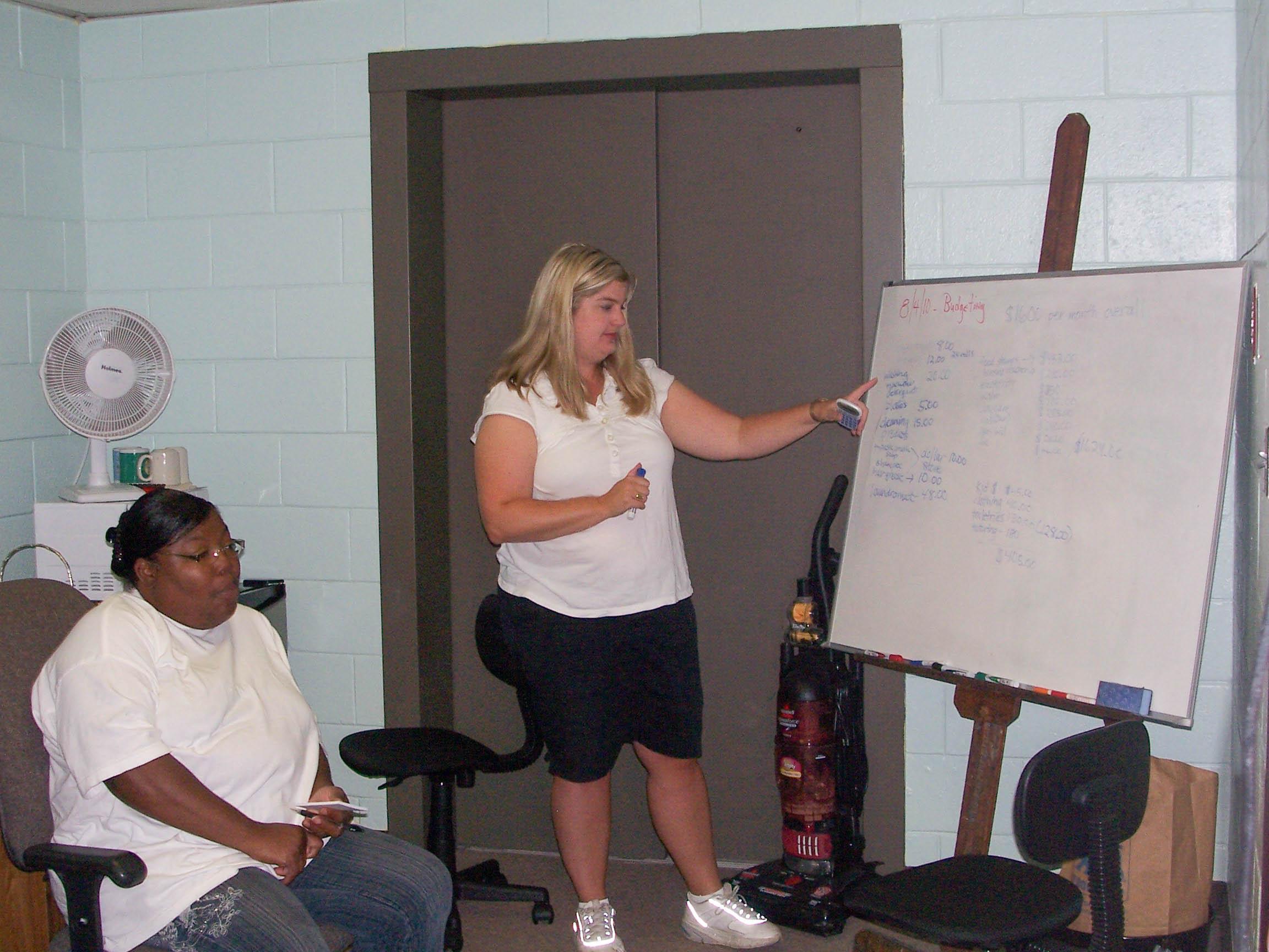 Budgeting class for CWJC 8-5-10 001.jpg