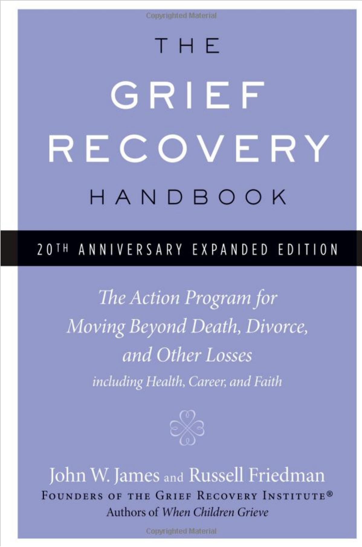 Yolanda Brown | The Grief Recovery Handbook