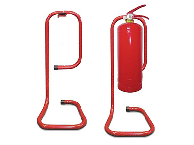 Portable Extinguisher Stand -