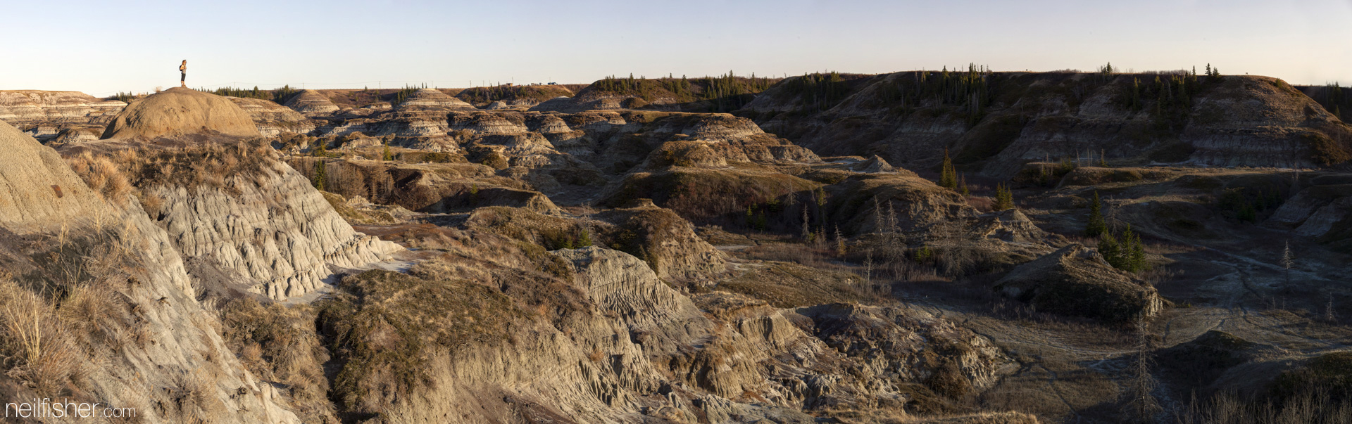 This photo of Horseshoe Canyon is comprised of 64 individual photos. EXIF 1/800 f/8.0 ISO400 102mm