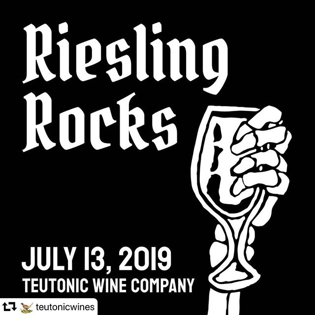 We on our way to PDX this weekend to worship with our PNW brothers and sisters! @teutonicwines #errydayimriesling #westcoastrieslingsociety