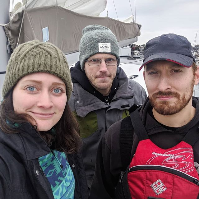 This weekend we learned how to sail a catamaran!! We are way too cool for a monohull, now. ⛵⛵