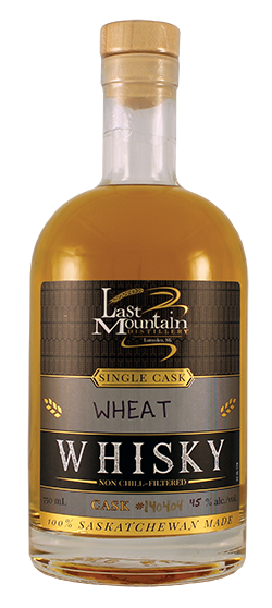 LMD Wheat Whisky