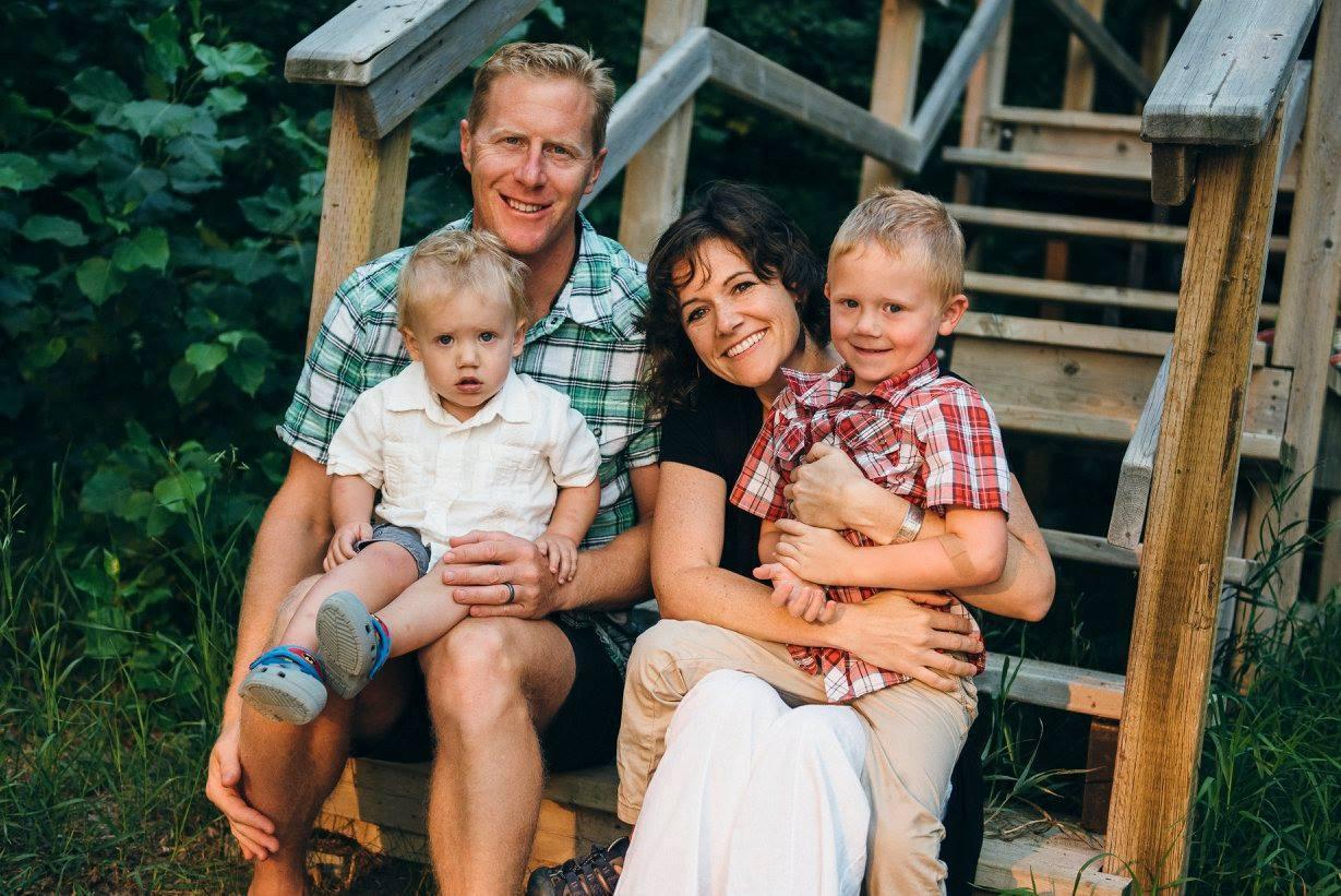 Schmidt family picture 2015.
