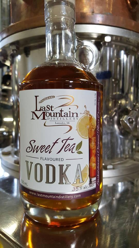 Launch of LMD Sweet Tea Vodka.
