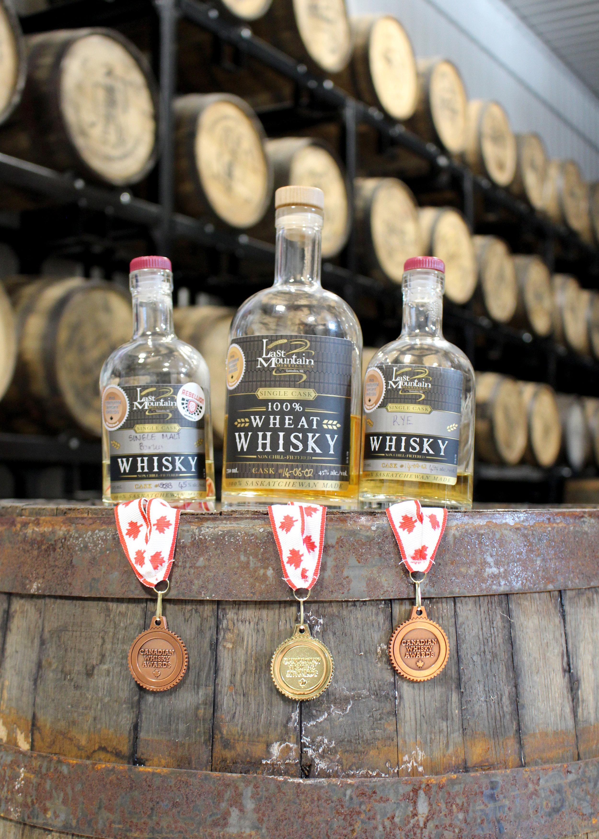 2018 Canadian Whisky Awards.