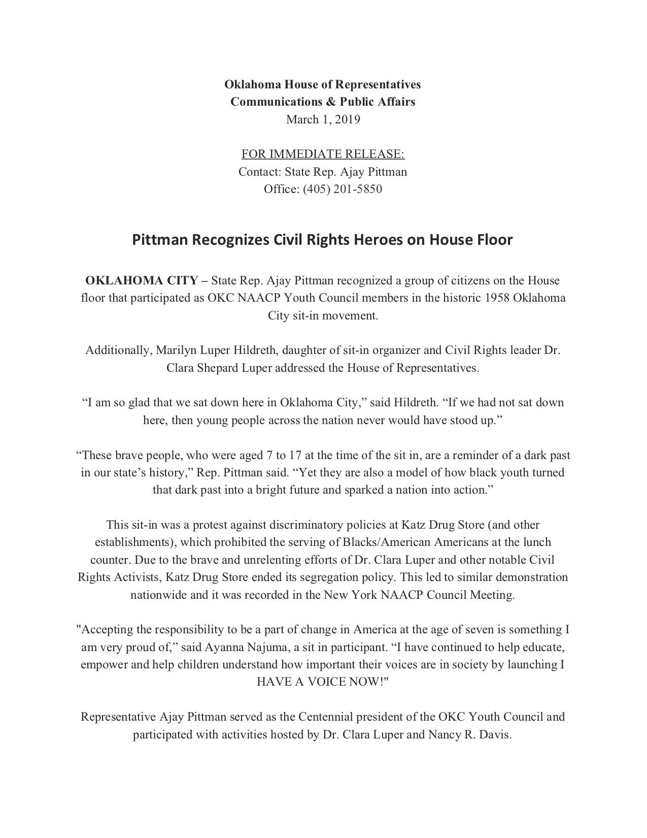 Pittman-Recognizes-CivilRightsHeroes.jpg