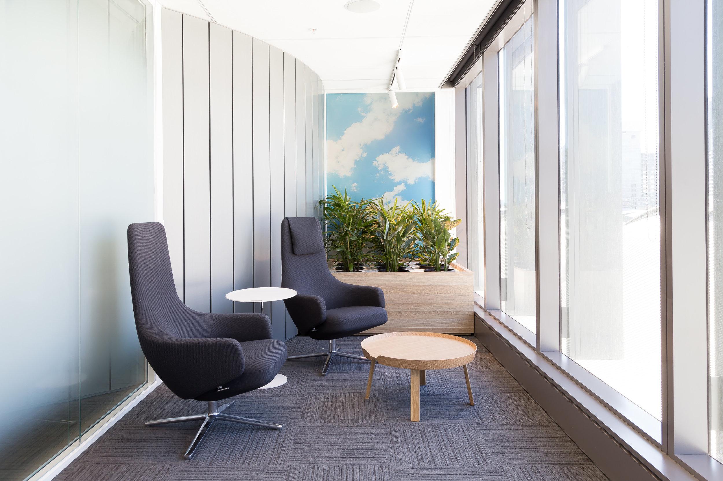 Docklands Offices - Step Change