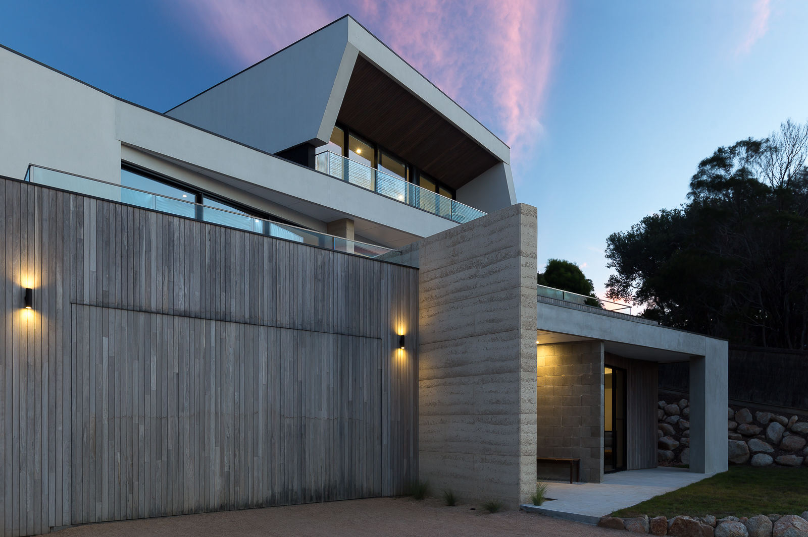 Residential Architecture Mount Martha - Wolf Architects