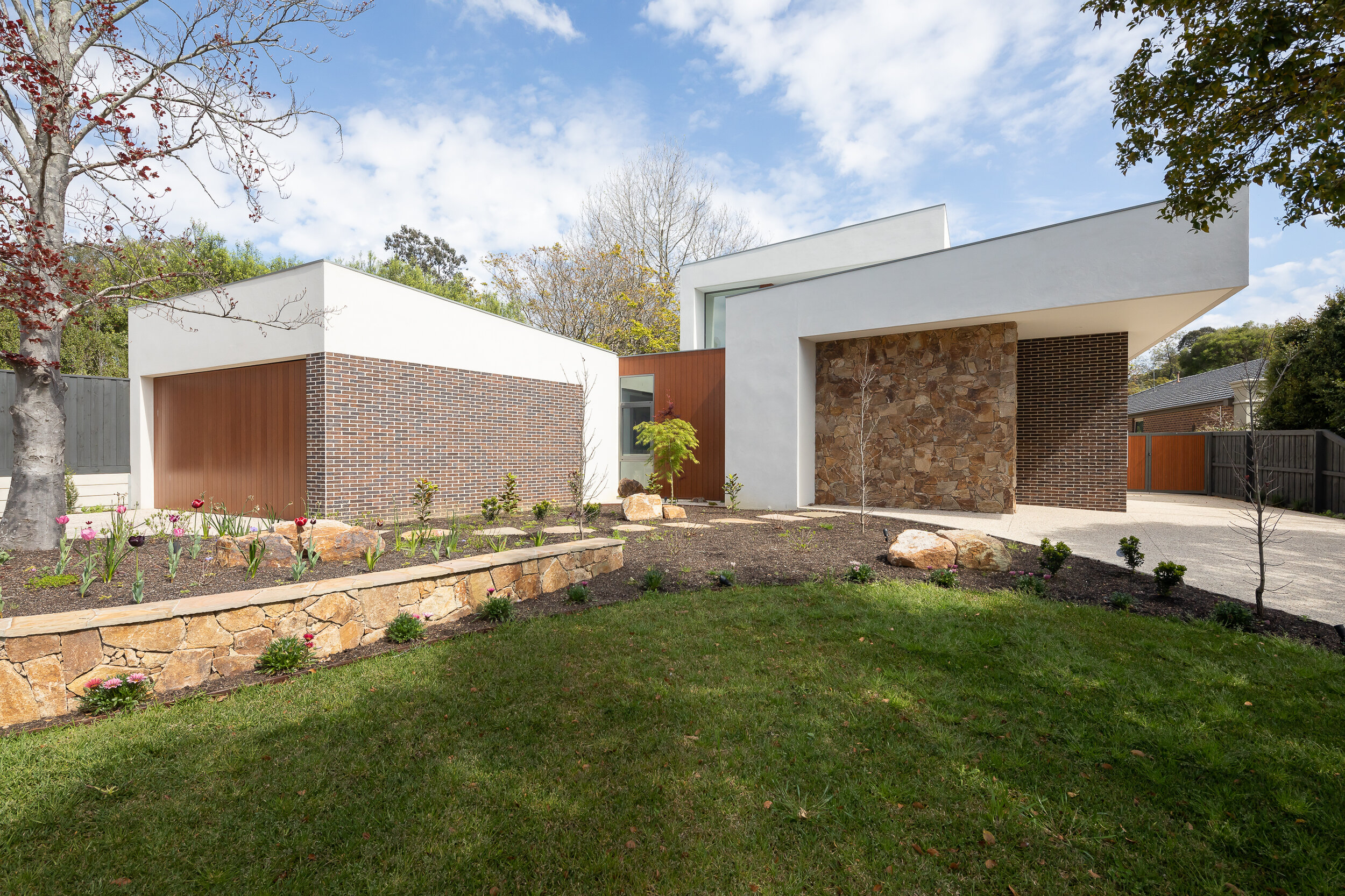 Residential Architecture Heathmont - Wolf Architects