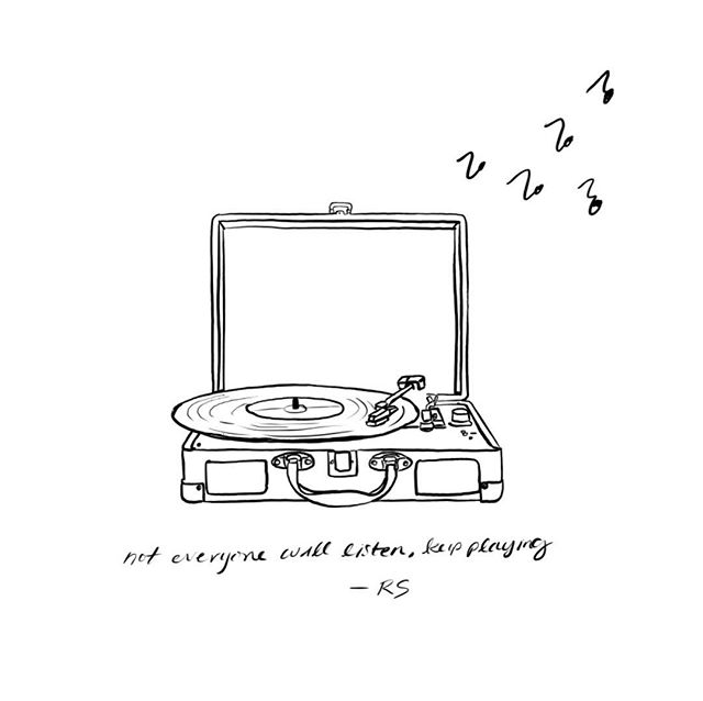 Dance to records & cherish the little things 💕  My feed is a mess so enjoy my doodle.✌🏻 ⠀⠀⠀⠀⠀⠀⠀⠀⠀ ⠀⠀⠀⠀⠀⠀⠀⠀⠀ ⠀⠀⠀⠀⠀⠀⠀⠀⠀ #creative #doodles #records #singersongwriter #creativeabundancetribe #pop #music #newsingle #bops #passion
