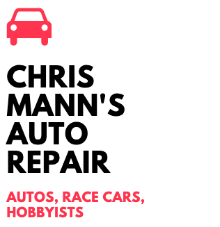 Chris Mann's Auto Repair Logo