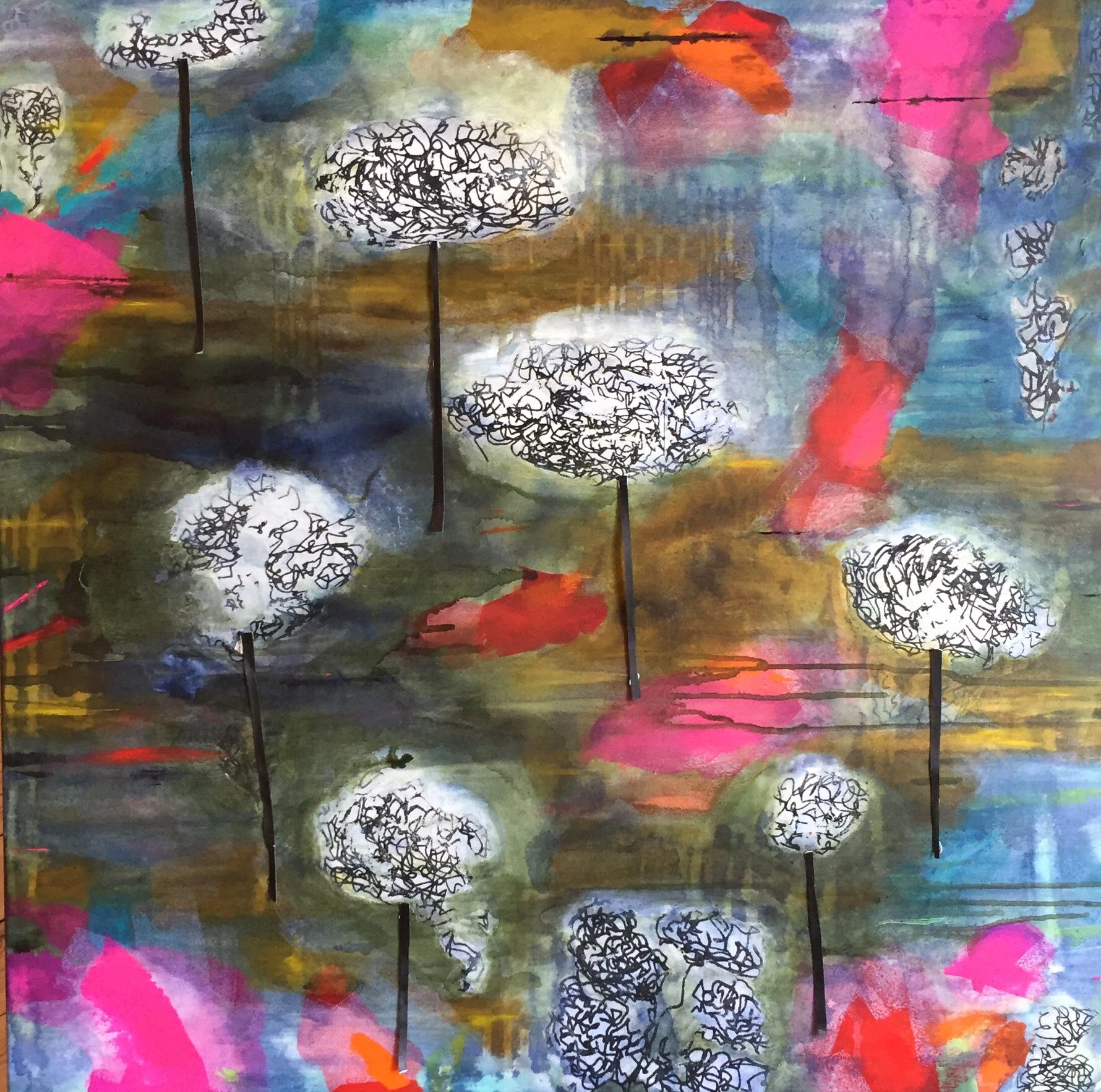 Speech Flowers.  A