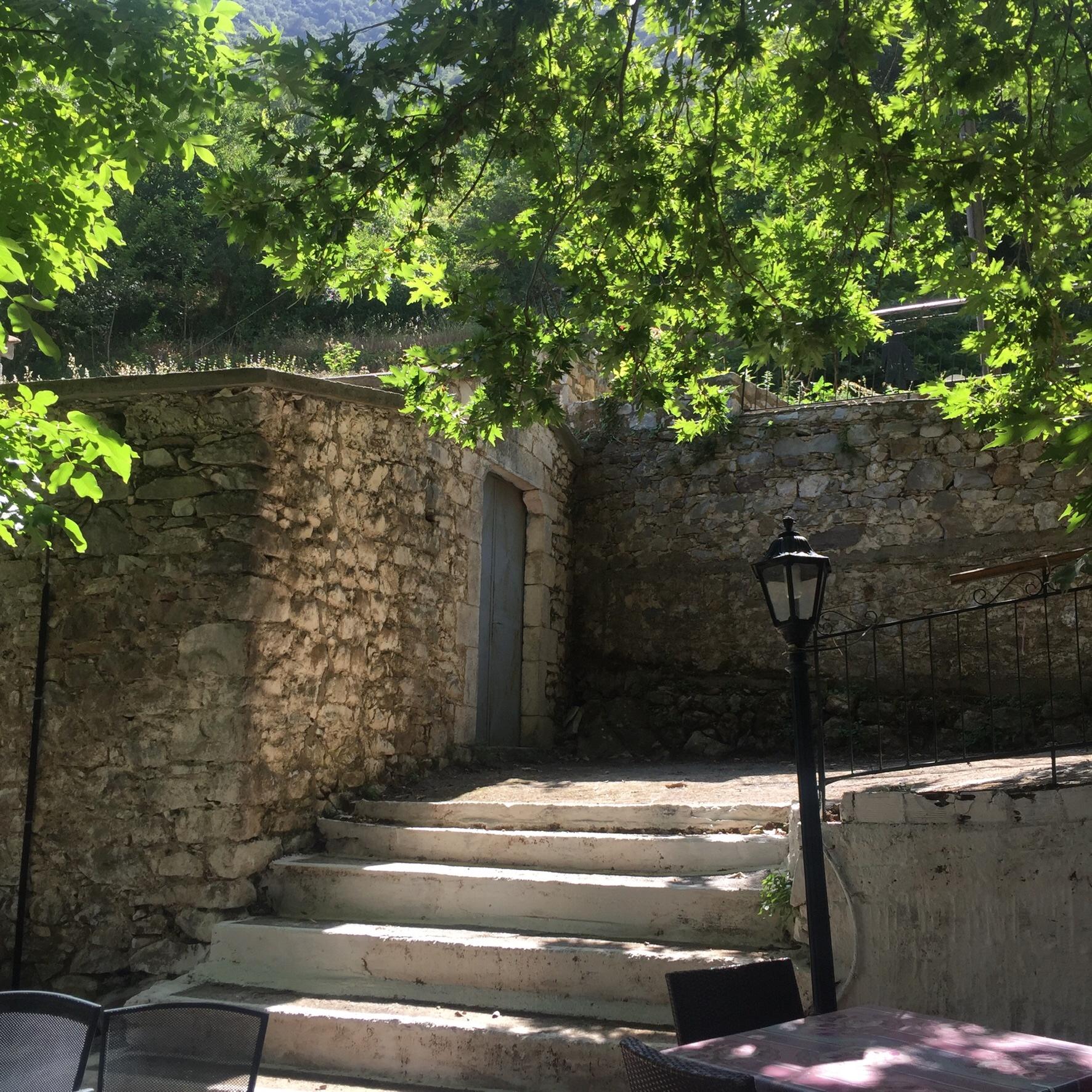 Scenes in the Mani, Greece