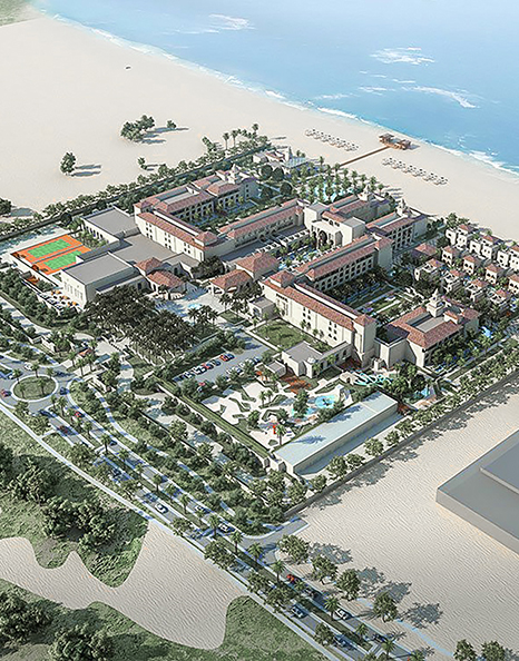 ABIYA Project - Rixos Resort