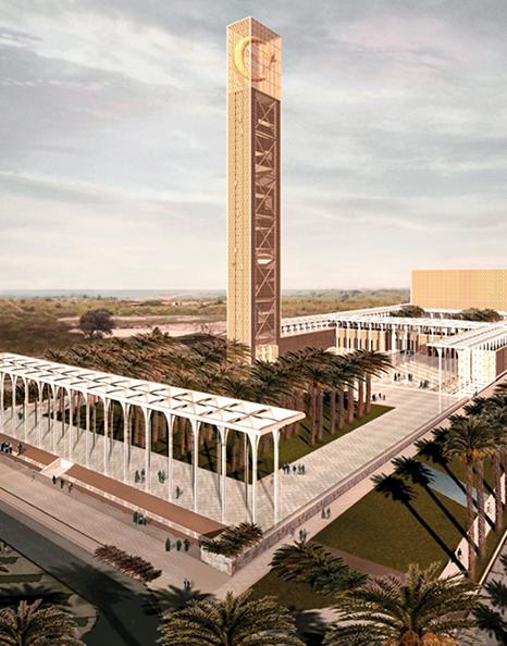 ABIYA Project - Great Mosque, Algeria