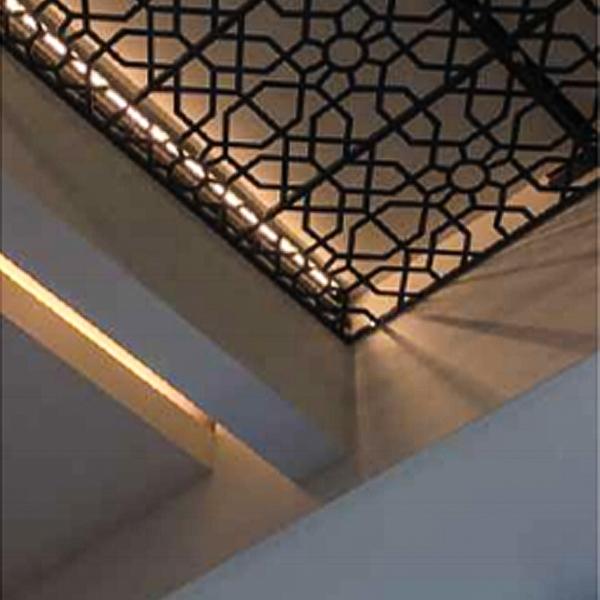 Mashrabiya Ceiling
