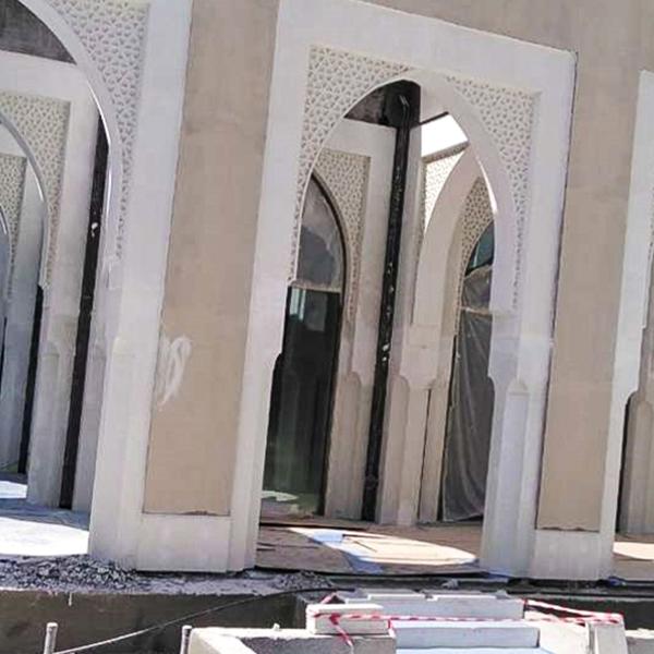 Rixos Resort Mashrabiya Construction