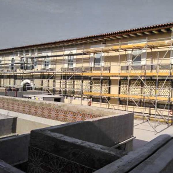 Rixos Resort Construction