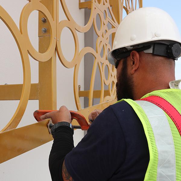 ABIYA Construction Worker