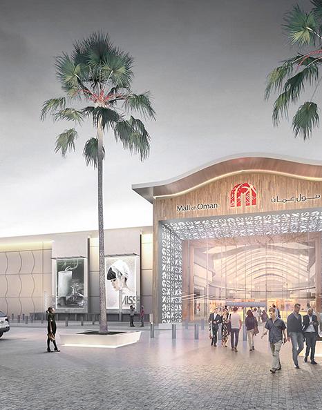 ABIYA Project - Mall Of Oman