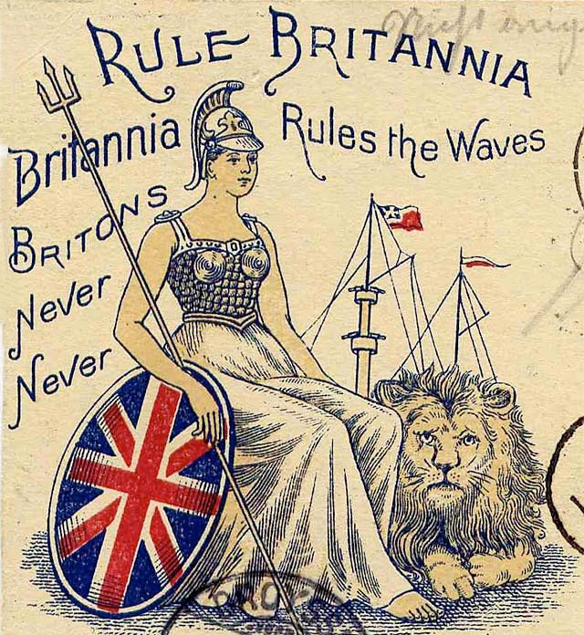 """""""Rule Britannia"""" sings that Britons never will be slaves; but are they now slaves to Brussels or to their own nostalgia?"""