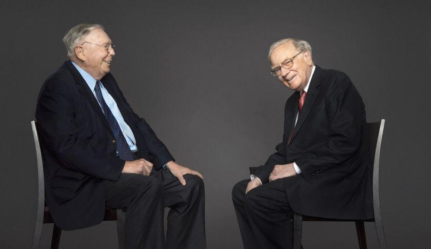 Charlie Munger and Warren Buffett