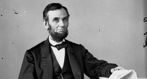 Lincoln as President, (PHOTO: HULTON ARCHIVE/GETTY IMAGES)