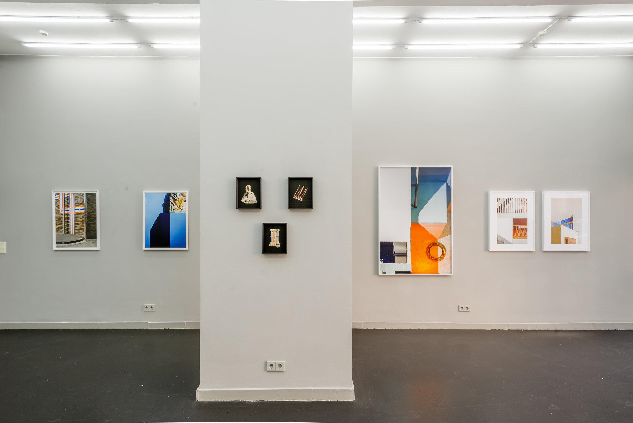 Foto © Frank Blümler — Die Galerie Schierke Seinecke zeigt zum Saisonstart 2019 Exponate der Künstlerin Andrea Grützner