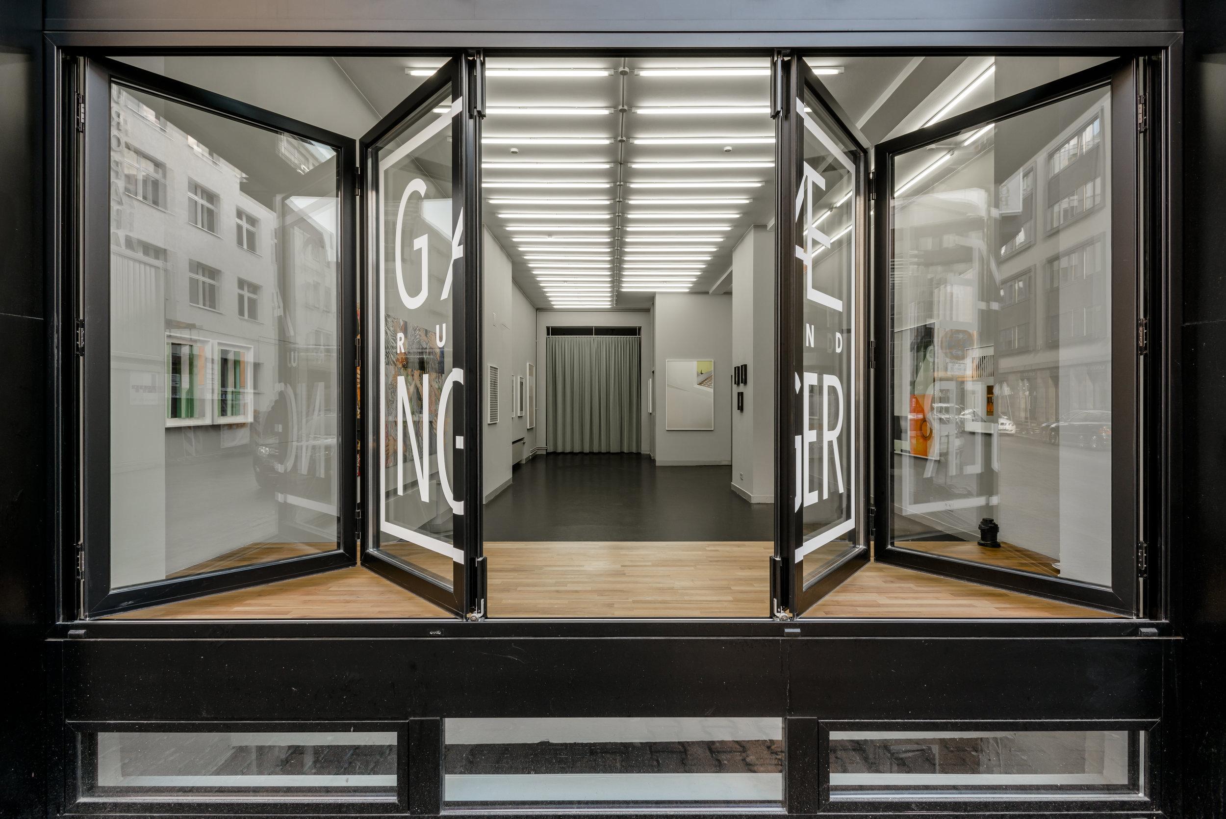 Foto © Frank Blümler — Gleich nebenan: die Galerie RUNDGÆNGER