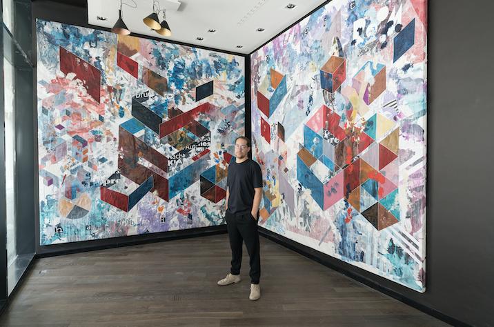Zimmer Hendrik Motel-One, zu sehen bei den Art Experience Walks, Innenstadt Walk 2