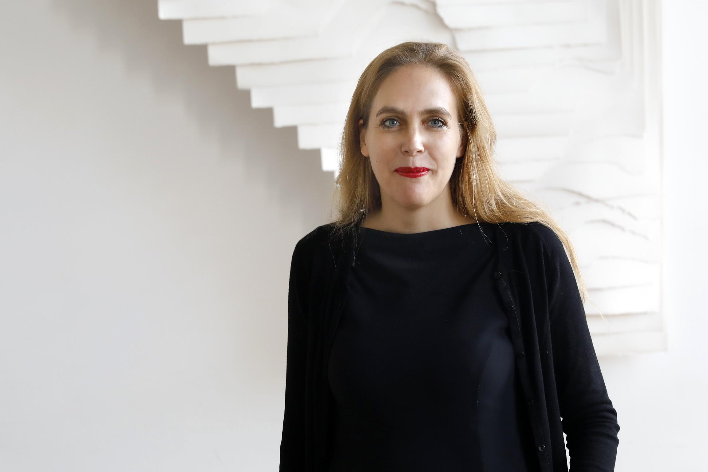 Susanne Pfeffer, Direktorin Museum für Moderne Kunst, Frankfurt am Main