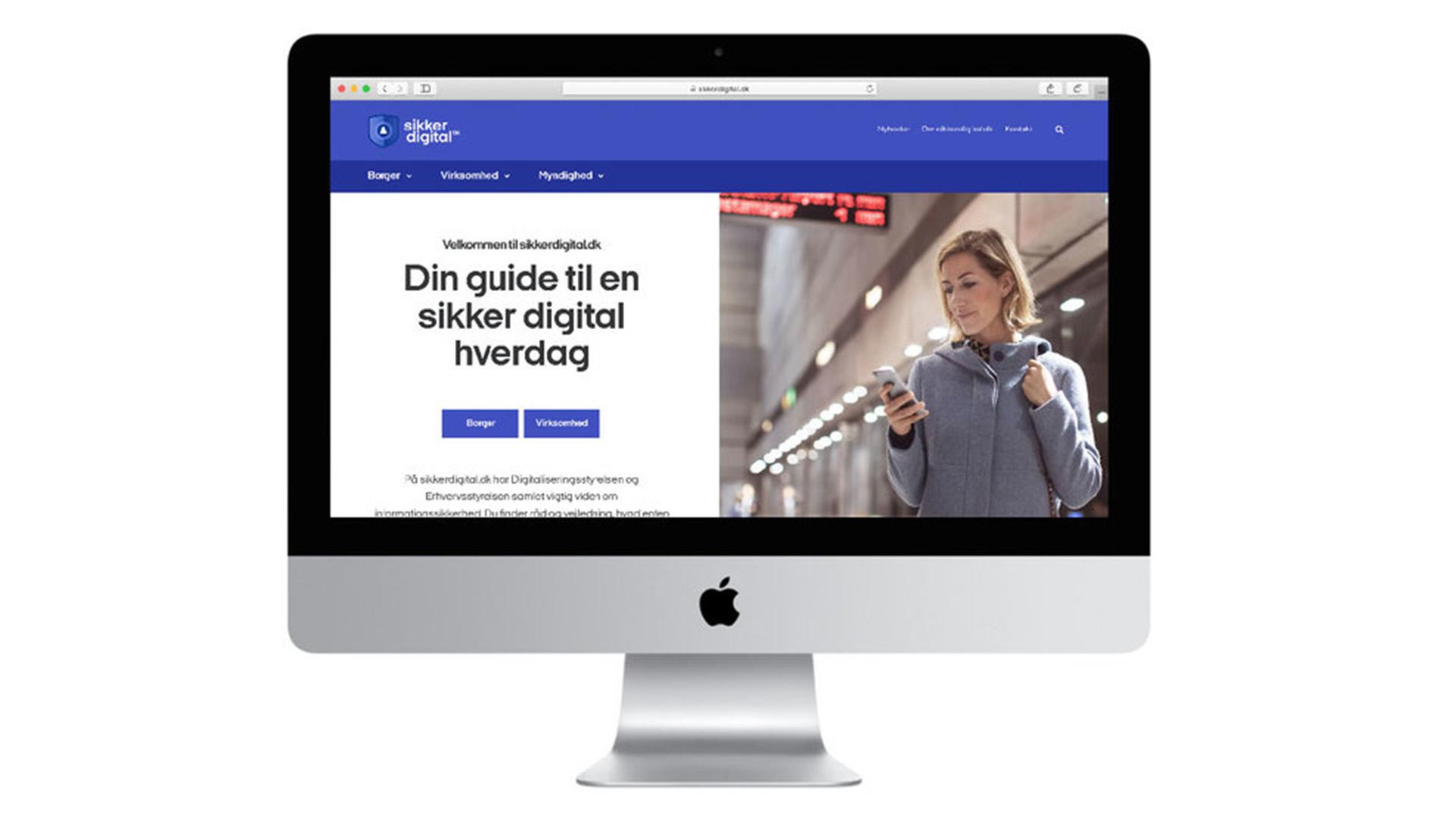 hel billedserie - illustrattive billeder tilsikkerdigital.dk