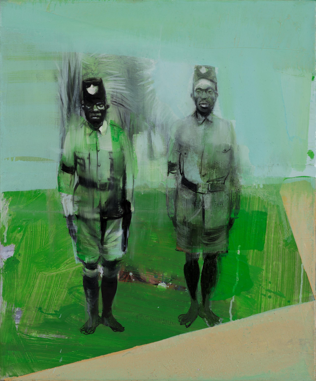 Untitled (False Flag), oil, 2015.jpg