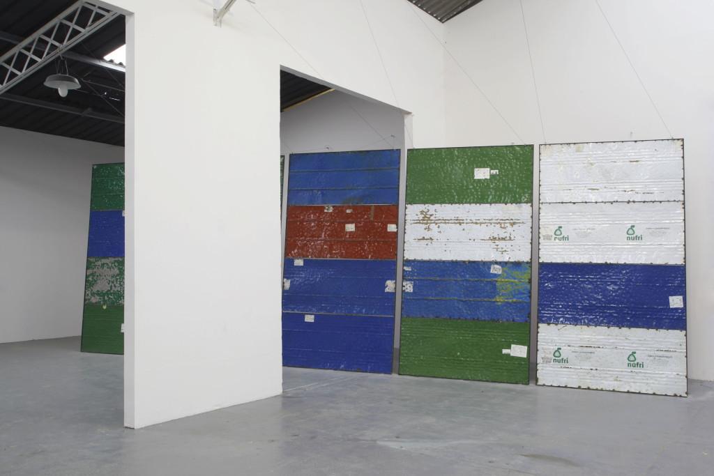 Extrait (tôle,choc) Les dadas des deux Daniel, 2017.