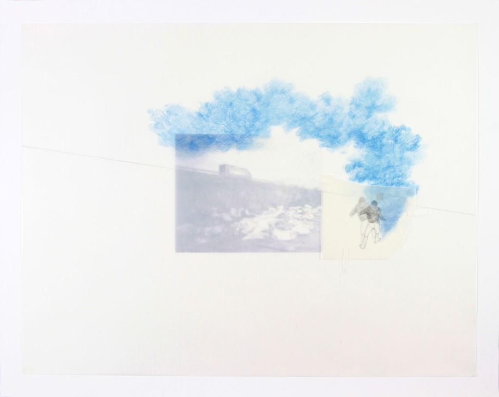 Potential Memory, drawing 3/5