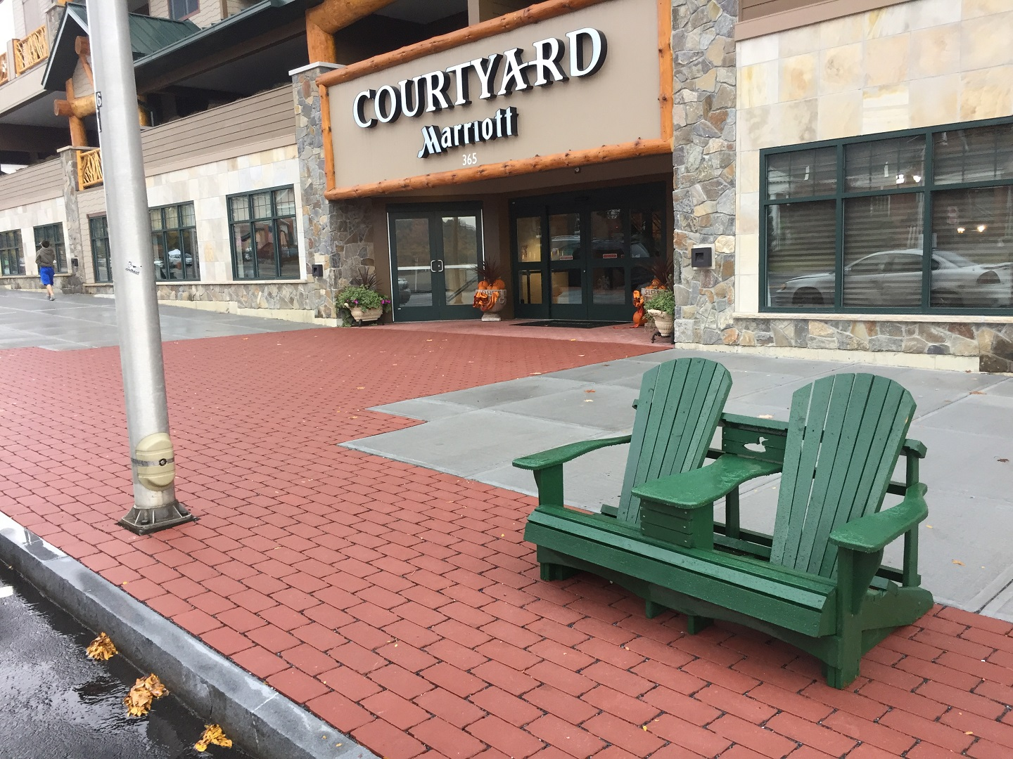 Commercial landscaping in Halfmoon, NY by Sweeney Company LLC