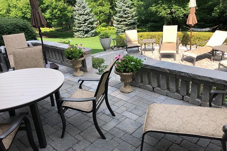 Outdoor living spaces in Halfmoon, NY