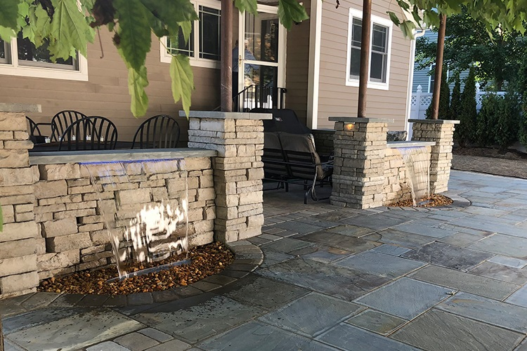 Top quality water features in Halfmoon, NY