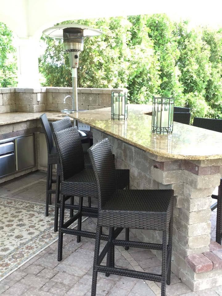 Halfmoon, NY top quality outdoor kitchens and bars