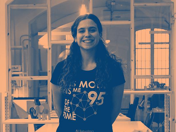 Irene Font Peradejordi - AI Masters Student at Cornell Tech University