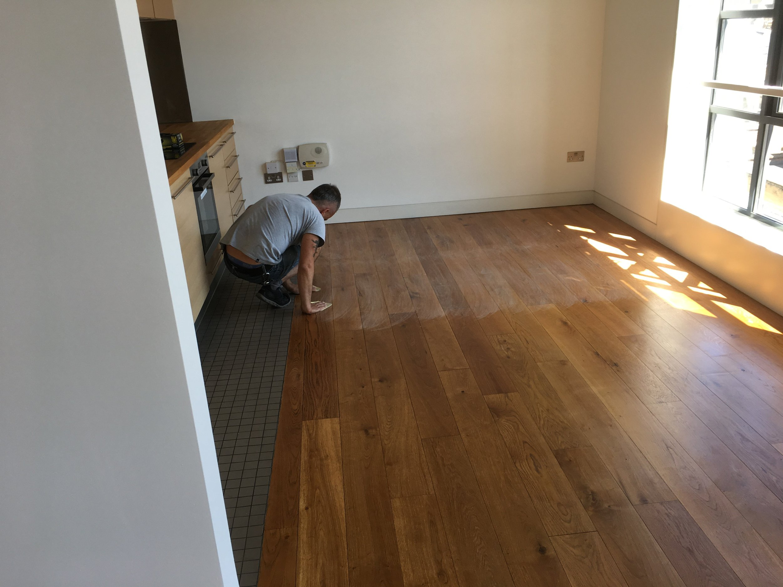 How To Care For Your Wood Floor Colltec Soltuions Ltd