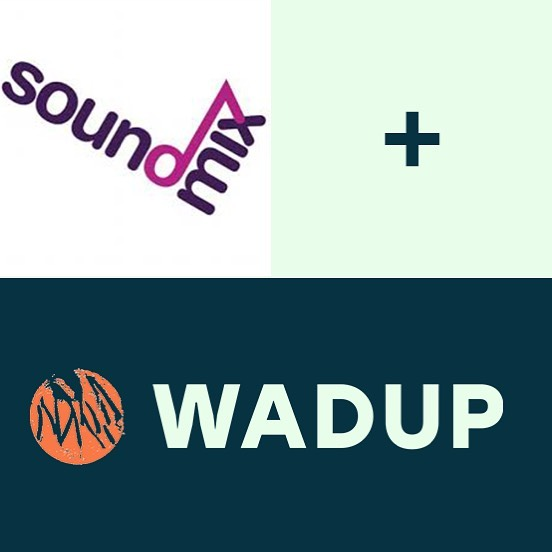 Super exited to be collaborating with Soundmix UK, a charity that makes music with young refugees and asylum seekers in London to make the theme music for the #WADUPpodcast ✨ The collaboration is led by @algaafro from the WADUP team in July. Updates to come ⚡️⚡️⚡️#music #coproduction #soundmixuk #wadup #recording #podcast