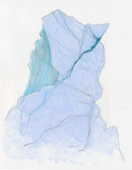 untitled (iceberg)
