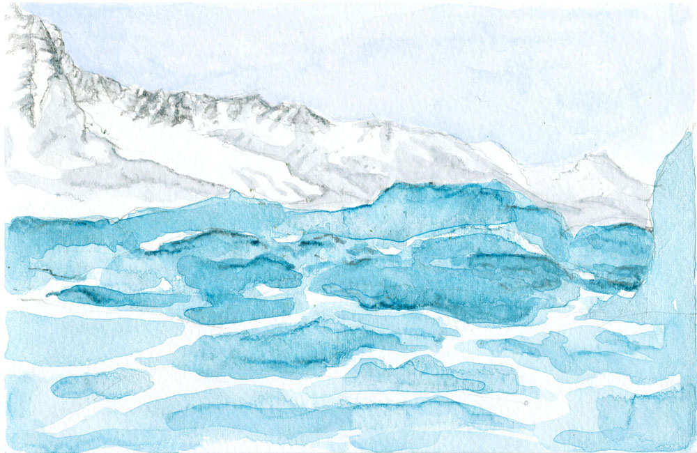 iceline