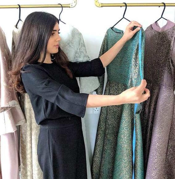 VALENCI , la modest fashion haute couture : -