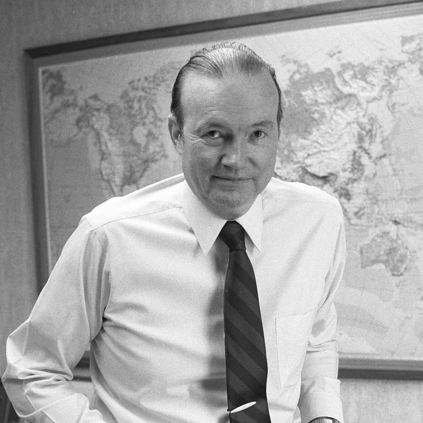 The Statesman: David M. Abshire -