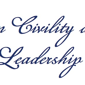 Civility and Inclusive Leadership -
