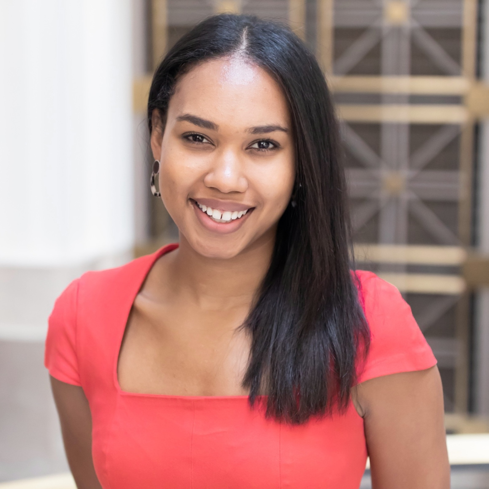Erica Ngoenha - Director of Presidential Fellows & External Affairs, CSPC